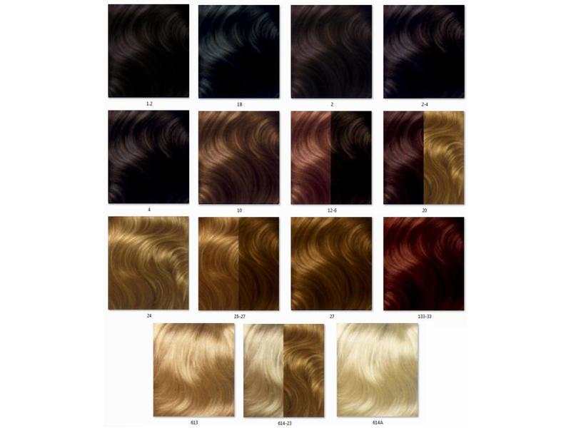 Balmain Fill-In Extensions Value Pack 25 cm - 50 stuks