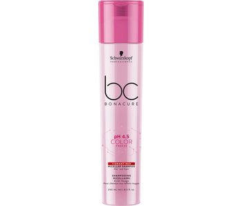 Schwarzkopf BC Color Freeze Vibrant RED Micellar Shampoo 250ml
