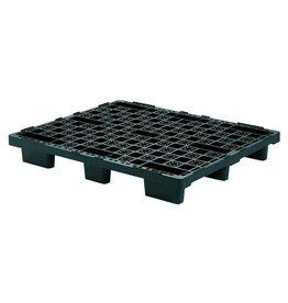 Nestable export pallet 1200x1000x160 mm, open deck