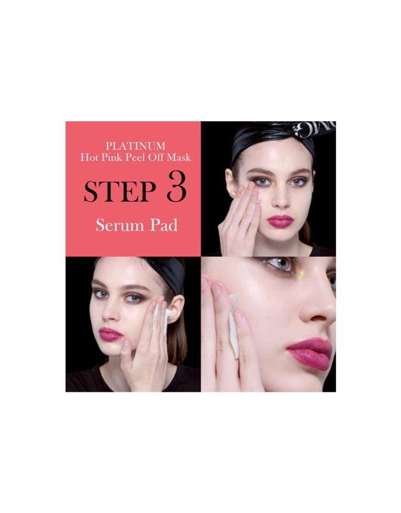 OMG! OMG! - Platinum Hot Pink Facial Mask Kit