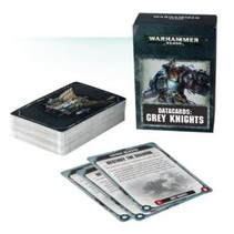 Datacards: Grey Knights (2017)