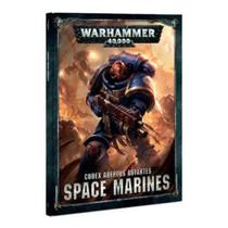 Warhammer 40,000 8th Edition Rulebook Imperium Codex: Adeptus Astartes Space Marines (HC)