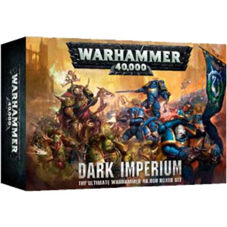 Games Workshop Warhammer 40,000 8th Edition Starter Set: Dark Imperium