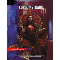 D&D 5.0: Curse of Strahd