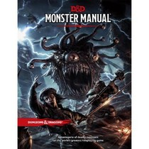 D&D 5th Edition Core Book: Monster Manual