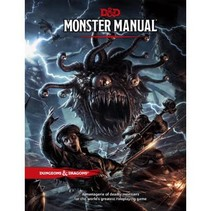 D&D 5.0: Monster Manual