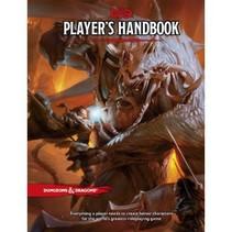 D&D 5th Edition Core Book: Player's Handbook