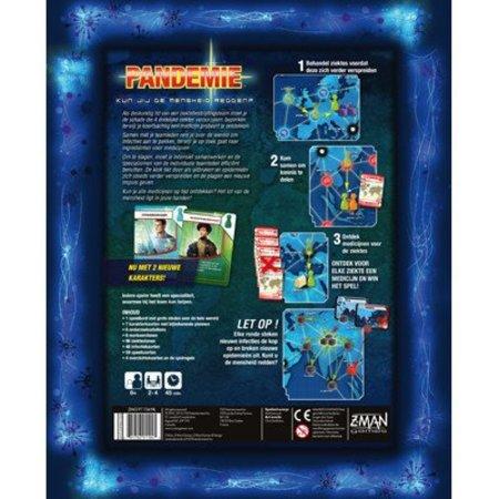 Z-Man Games Pandemie 3de Editie (Pandemic) [NL]