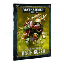 Warhammer 40,000 8th Edition Rulebook Chaos Codex: Heretic Astartes Death Guard (HC)