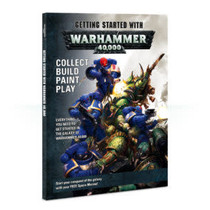 Warhammer 40,000 8th Edition Rulebook: Getting started With Warhammer 40,000