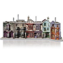 Wrebbit puzzle Harry Potter Diagon Alley