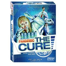 Pandemic 2nd Edition: The Cure [Eng]