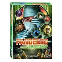 Pandemic 2nd Edition: State of Emergency [Eng]