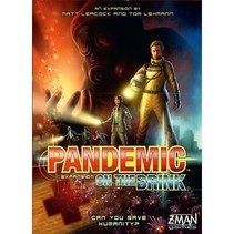 Pandemic 2nd Edition: On the Brink [Eng]