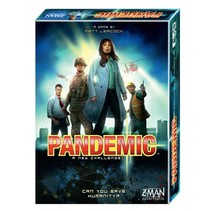 Pandemic 2nd Edition (Eng) (Pandemie)