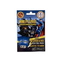 Dice Masters: DC World's Finest booster