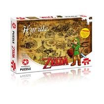 Legend of Zelda Puzzle: Hyrule (500)