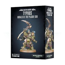 Death Guard: Typhus, Herald of the Plague God