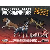 Zombicide Dog Companions
