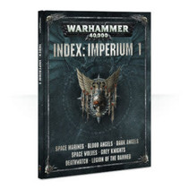 Warhammer 40,000 8th Edition Rulebook Imperium Index 1 (SC)