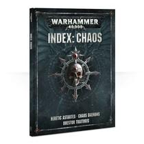 Warhammer 40,000 8th Edition Rulebook Chaos Index (SC)