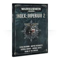 Warhammer 40,000 8th Edition Rulebook Imperium Index 2 (SC)
