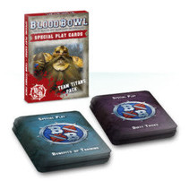 Blood Bowl: Special Play Cards Team Titans Pack