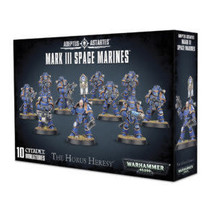 The Horus Heresy: Mk III Space Marines