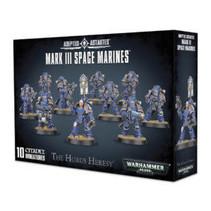 Warhammer 40,000 Imperium Adeptus Astartes - The Horus Heresy: Mk III Space Marines