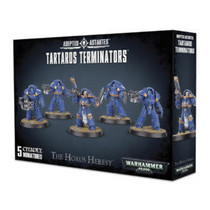 Warhammer 40,000 Imperium Adeptus Astartes - The Horus Heresy: Tartaros Terminators