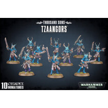 Chaos Thousand Sons: Tzaangors
