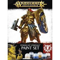 Age of Sigmar Paint Set: Stormcast Eternals