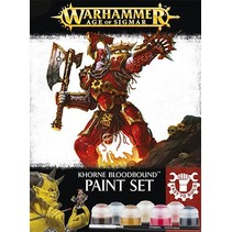 Age of Sigmar Paint Set: Khorne Bloodbound