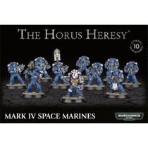 Warhammer 40,000 Imperium Adeptus Astartes - The Horus Heresy: Mk IV Space Marines