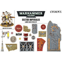 Sector Imperialis: Large Base Detail Kit