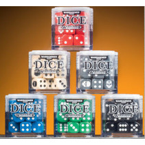 Warhammer 40,000 Dice 12mm Cube