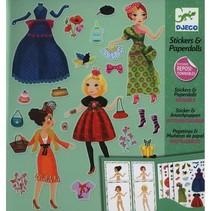 Stickers & Paperdolls: Massive Fashion