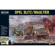 Bolt Action: Opel Blitz/Maultier
