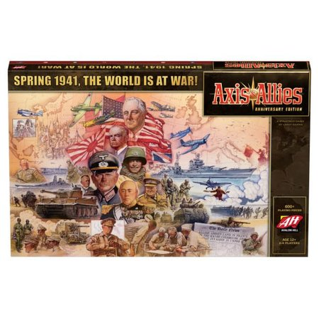 Avalon Hill Axis & Allies Anniversary Edition
