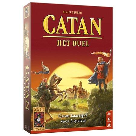 999-Games Kolonisten van Catan: Het Duel kaartspel