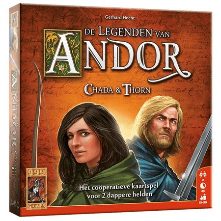 999-Games De Legenden van Andor: Chada & Thorn