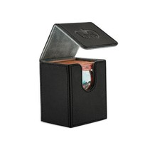 Ultimate Guard Flip Deck Case Xenoskin 100+ Black