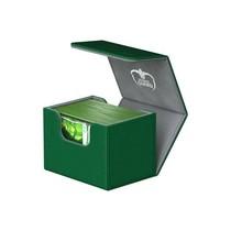 Ultimate Guard Sidewinder Deck Case Xenoskin 100+ Green