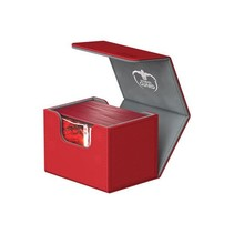 Ultimate Guard Sidewinder Deck Case Xenoskin 100+ Red