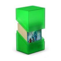 Ultimate Guard Boulder Deck Case 80+ Emerald