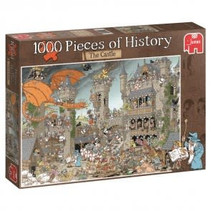 1000 Pieces of History -The Castle (1000)