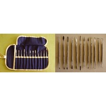 12-Piece Sculpting Set with Case