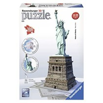 3D puzzel: Statue of Liberty