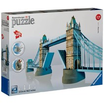 3D Puzzle: Tower Bridge