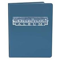 4-Pocket Portfolio Collectors Blue C12